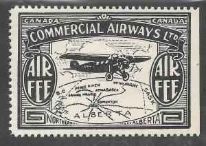 Doyle's_Stamps: XF 1930 Canadian Private Commercical Airmail Issues Sctt #CL48**