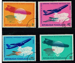 TOGO STAMP 1964 Inauguration of National Airline Air Togo MINT STAMP