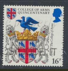 Great Britain SG 1236 - Used - College of Arms