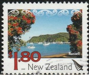 New Zealand, #2258 Used, From 2009