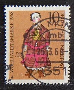 Germany, (№1352-Т)