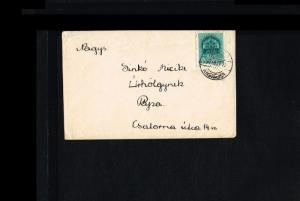 194? - Hungary Cover [B07_097]