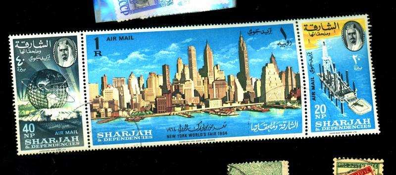 Sharjah & Dependencies #C24a Used F-VF