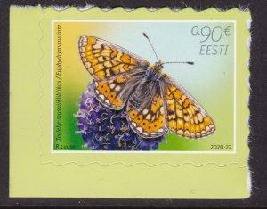 Estonia, Fauna, Butterflies MNH / 2020