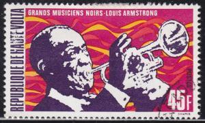 Burkina Faso 270 Louis Armstrong 1972