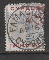 Cyrpus Used QV 2 pi