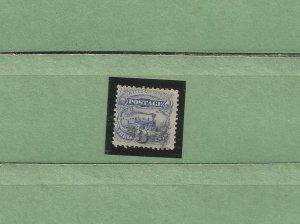 USA Postal Stamps Used Locomotive
