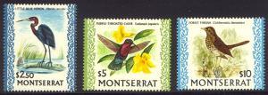 HALF-CAT BRITISH SALE: MONTSERRAT #231-43A Mint NH