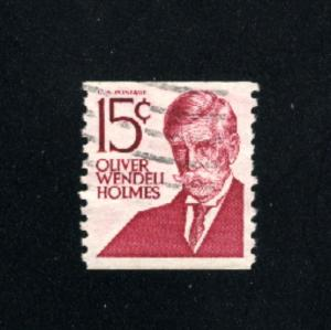 USA #1305 E  1  used 1966-81 PD .08
