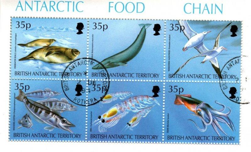 British Antarctic Territory  #230  F-VF Used CV $16.00 (X572L)