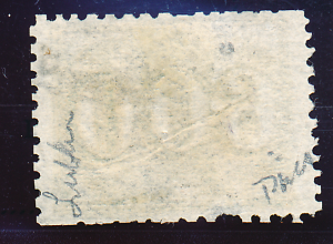 Brazil Stamp Scott #52, Used - Free U.S. Shipping, Free Worldwide Shipping Ov...