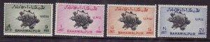 Pakistan-Bahawalpur-Sc#26-9-Unused hinged UPU set-1949-