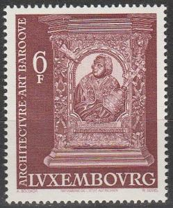Luxembourg #536  MNH  (S7141)