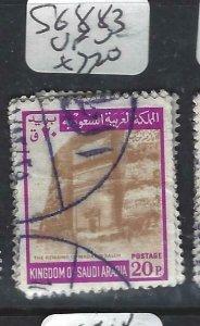 SAUDI ARABIA (P2506B) SG 883    VFU