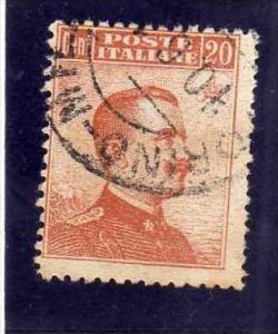 ITALIA REGNO ITALY KINGDOM 1916 EFFIGIE RE VITTORIO EMANUELE KING EFFIGY CENT...