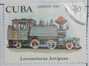 Cuba World Stamp #2513