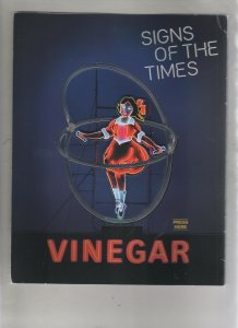 Australian Stamps Mint 2015 Vinegar Sheetlet Pack Signs Times Aust 70c $1.40