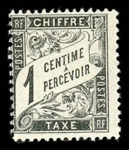 France J11 Unused (MH)