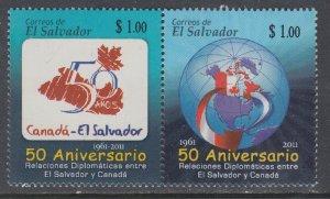 El Salvador 1713 MNH VF