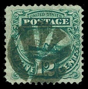 U.S. 1869 ISSUE 117  Used (ID # 78356)