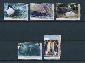 [74812] Australian Antarctic Territory 1992 Wild Life Penguins Seal  MNH