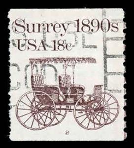 USA 1907 Used PNC 1 P#2