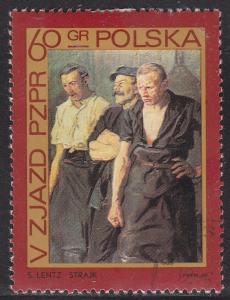 Poland 1625 Strikers 1968