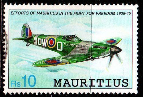 MAURITIUS [1991] MiNr 0724 ( O/used ) Flugzeuge
