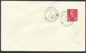 GB SCOTLAND 1970 cover CORNAIG. SCARINISH / ISLE OF TIREE..................55827