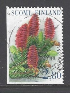 Finland Sc # 968 used (DT)
