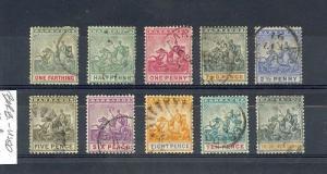 Barbados Scott 70-79     [ID#433224]