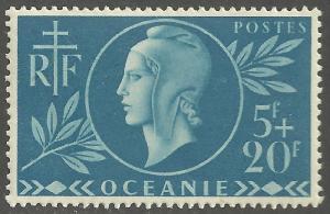 FRENCH POLYNESIA SCOTT B13