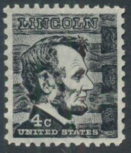 #1282 4¢ ABRAHAM LINCOLN LOT OF 400 MINT STAMPS, SPICE UP YOUR MAILINGS!