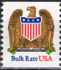 USA; 1993: Sc. # 2602: O/Used Single Stamp