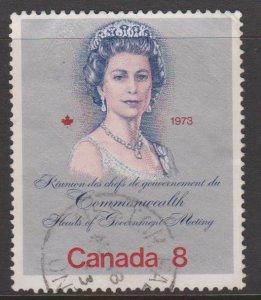 Canada Sc#620 Used