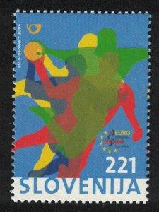 Slovenia Sixth European Men's Handball Championships Slovenia 2004 MNH SG#611