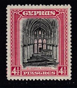 Cyprus, Sc 131 (SG 139), MLH