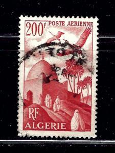 Algeria C10 Used 1949 issue #1