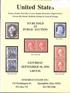 United States Essays, Proofs, First Day Covers, Stamps, R...