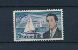 [43332] Greece 1961 Olympic games Winner Sailing MNH