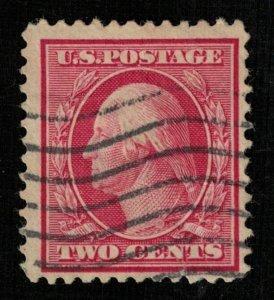 USA 1908 Benjamin Franklin 2с (ТS-1830)