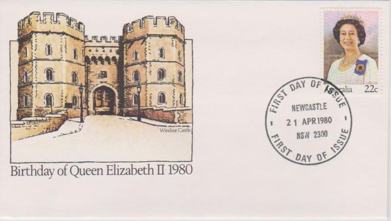 Australia 1980 Queen's Birthday First Day Cover