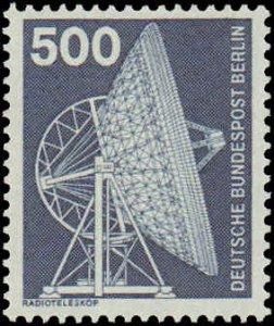 1975-1982 German Berlin #9N359-9N376, Complete Set(23), Never Hinged