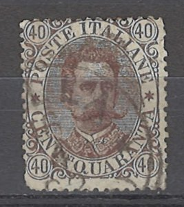 COLLECTION LOT # 5385 ITALY #53 1889 CV+$17.50