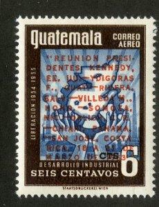 GUATEMALA C266 MH SCV $6.00 BIN $2.75
