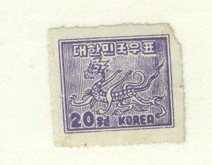 Korea #123 used
