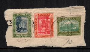 Jamaica  75 - 78 used cat $ 7.50
