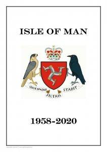 Isle of Man 1958-2020  PDF(DIGITAL) STAMP ALBUM PAGES