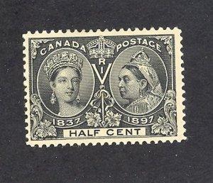 Canada #50  Mint  F-VF +       - Lakeshore P...