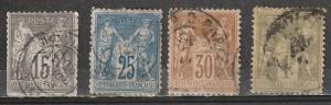 #80-2,84  France Used